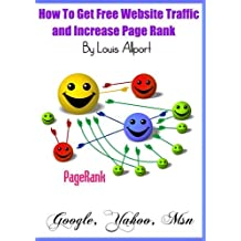 How To Get Free Website Traffic and Increase Page Rank -