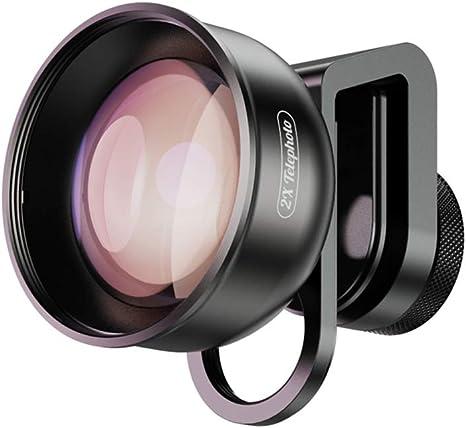 APEXEL APL-HD5T Lente Telefoto Teleobjetivo de Múltiples Capas 2X ...