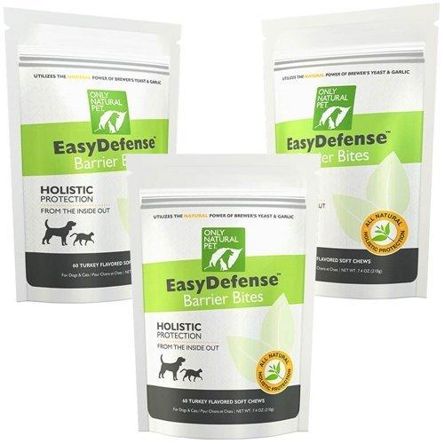 Only Natural Pet EasyDefense Barrier Bites Soft Chews 180 Soft Chews