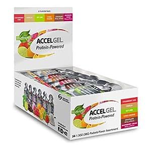 All Natural Accel Gel - 24 Pack
