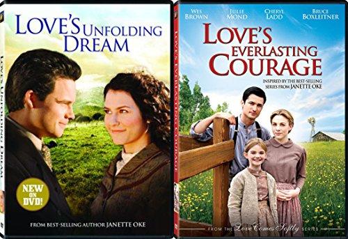 - Love Comes Softly Bundle - Love's Unfolding Dream & Love's Everlasting Courage 2-DVD Set