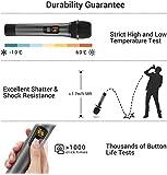 TONOR Wireless Microphone,Metal Dual Professional