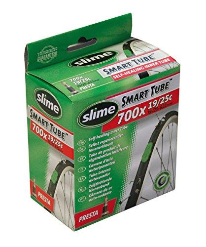 - Slime STB-970019/10 Self-Sealing Smart Tube, Presta Valve (700 x 19-25mm)