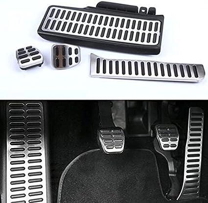 Diseño Tuning Pedales Acero Inoxidable Passat CC B6 B7 TSI TDI ...
