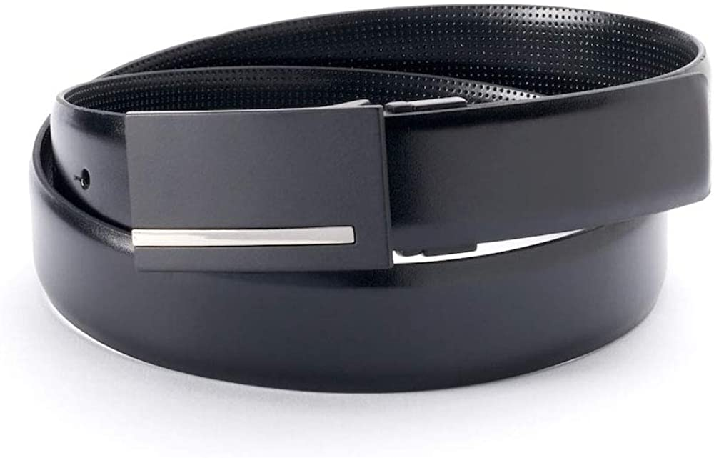 9 Feather Edge Reversible Belt Oxford Size 38 Apt Men