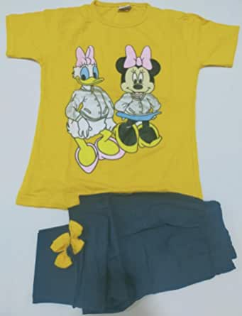 Pajama girls two pieces