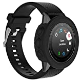 Case Cover For Garmin Fenix 5S GPS Watch Sinfu Replacement Silicon Slim Durable Protective Cover (B)