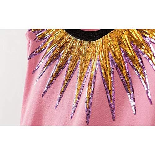 Shiny Inverno Ponticello Maglione Sikesong Donne L Lunga Pullover Vestiti s Femle Maglia Manica Streetwear A Paillettes Fd5YxwwS