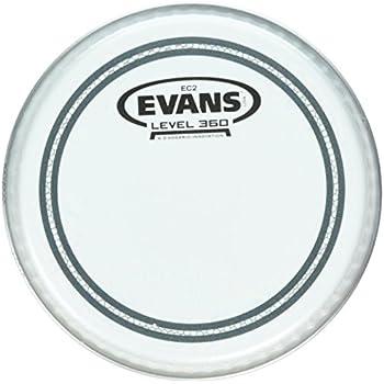 evans ec2 coated drum head 6 inch musical instruments. Black Bedroom Furniture Sets. Home Design Ideas