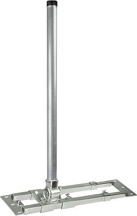 Dur-Line Herkules- Soporte para antena parabólica para colocar entre vigas del techo
