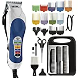 Wahl Color Pro Complete Hair Cutting Kit with...