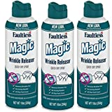 (Pack Of Three) Magic Sizing Bon 38212 10-Ounce Ami Magic Wrinkle Remover