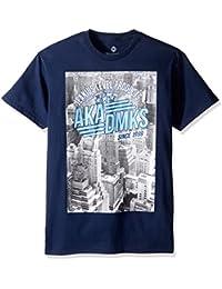 Akademiks Men's Jeanius City Graphic T-Shirt