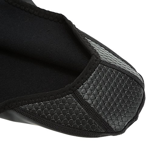 Lixada Cubrezapatos Térmico Impermeable A Prueba de Viento Chanclos Protector MTB Bicicleta de Montaña nero + verde