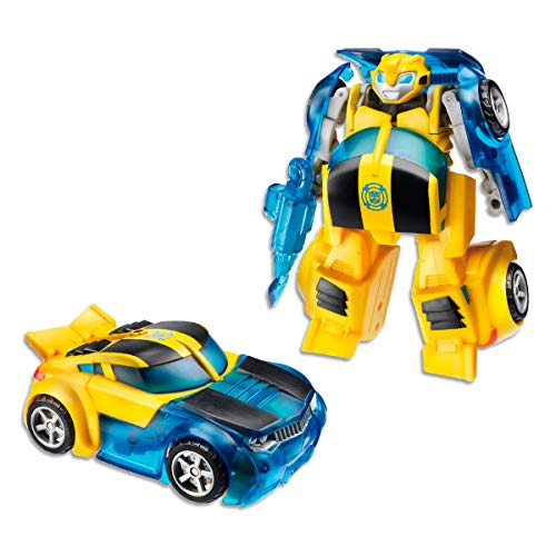 Transformers Playskool Heroes Rescue Bots Energize Bumblebee Figure (Amazon Exclusive)
