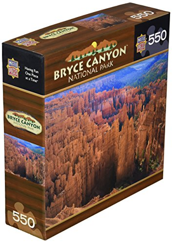 MasterPieces National Parks Bryce Canyon Jigsaw Puzzle, Art by Randy Prentice, 550-Piece