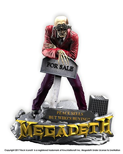 Megadeth Limited Edition Collectible Statue -