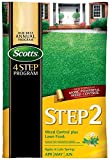 weed plant food - Scotts 34161 15,000 sq. ft. Step 2 Weed Control Plus Lawn Food 2 Fertilizer, 45 lb