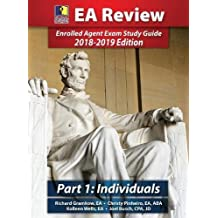 Passkey Learning Systems EA Review Part 1, Individual Taxation: Enrolled Agent Study Guide 2018-2019 Edition (Hardcover)