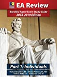 img - for PassKey Learning Systems EA Review Part 1, Individual Taxation: Enrolled Agent Study Guide 2018-2019 Edition (HARDCOVER) book / textbook / text book