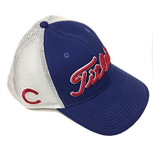 Titleist Twill Mesh MLB Chicago Cubs Hat