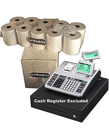 Accesorios para cajas registradoras | Amazon.es