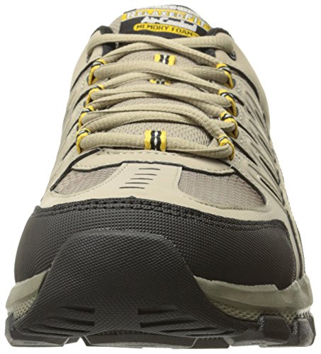 fashion Style online Skechers Men's Outland 2.0 Rip Staver Oxford Taupe/Black websites sale online qLiA7hYVw6