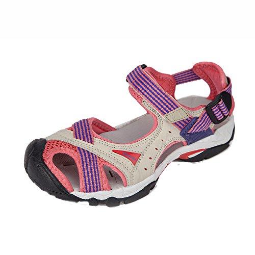 Collezione Qianling Donna Sandali Sportivi 80% Pu / 20% Maglia Sandali Sportivi Rosa