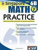 Singapore Math Practice, Level 6B, Grade 7