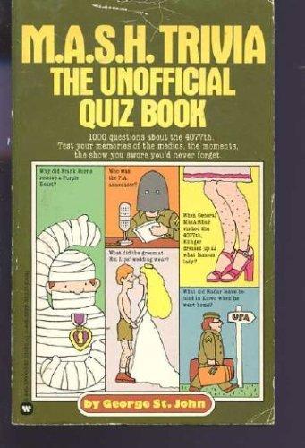 M*A*S*H Trivia Book