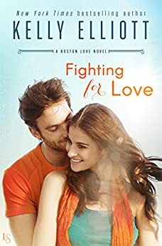 Fighting Love Boston Novel ebook product image