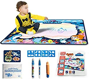 Sweepstakes: Doodle Drawing Mat-Water Drawing Mat Educational…