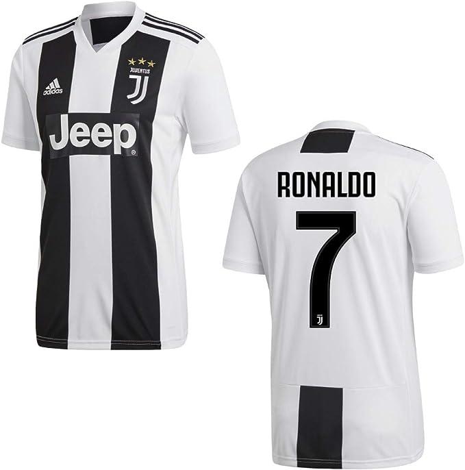 Adidas Camiseta Juventus de Turín temporada 2018-2019, primera ...