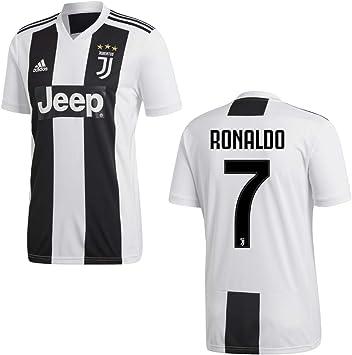 adidas children s juventus home jersey 2018 2019 football ronaldo 7 amazon co uk sports outdoors adidas children s juventus home jersey 2018 2019 football ronaldo 7