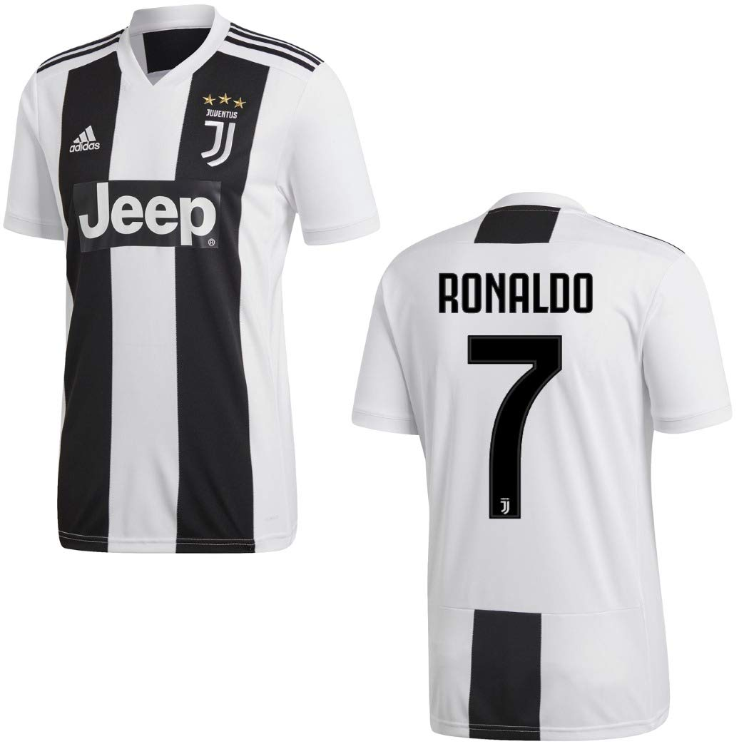check out 93cdf 1707d Adidas children's Juventus home jersey, 2018 / 2019 ...