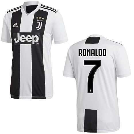 86288b14a9 Adidas, maglia da calcio della Juventus Torino, 2018 2019, Ronaldo 7, per  uomini e bambini