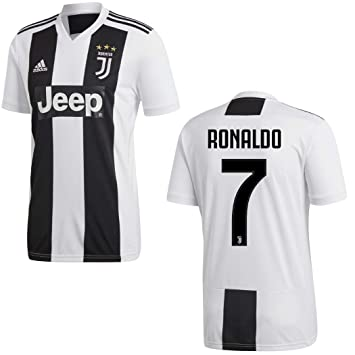check out cb8e7 88968 Adidas children's Juventus home jersey, 2018 / 2019 ...