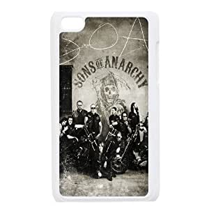 Sons of Anarchy For Ipod Touch 4 Csae protection phone Case HXU352154