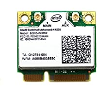 Intel Centrino 62205ANHMW Advanced-N 6205 802.11 G/N PCI-E Card G12784-004