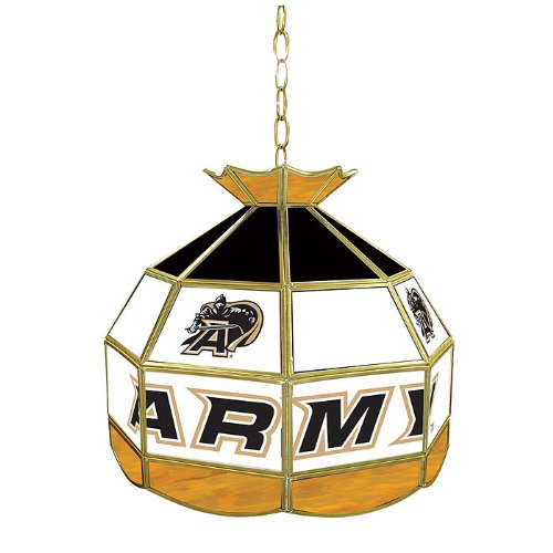 Knight Pool Table (NCAA Army Tiffany Gameroom Lamp, 16