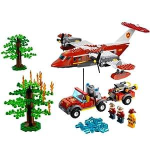 LEGO City 4209 - Avioneta de Bomberos