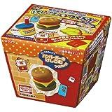 Kutsuwa DIY Erasers Kit from Japan - Fast Food Hamburger