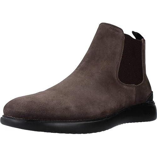 Geox Herren U Winfred C Chelsea Boots: : Schuhe