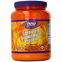 Now Foods, Sprouted Brown Rice Protein 2 lbs.
