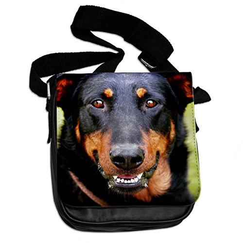 Beauceron cane animale borsa a tracolla 031