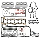 PartsSquare Cylinder Head Gasket Set for 01-06 BMW 3 5 X3 X5 Z3 Z4 2.5L 3.0L DOHC L6