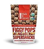 Made in Nature Organic Super Snacks, Mangoberry Figgy Pop, 20 Ounce