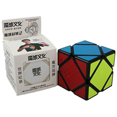 CuberSpeed Moyu skewb black magic cube skewb speed cube