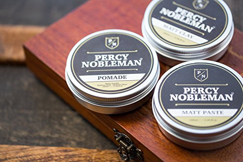Matte Clay By Percy Nobleman, A Hair Clay For Men, 3.38oz by Percy Nobleman (Image #3)