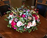 Bridal Centerpiece, Wedding Centerpiece, XXL Floral Arrangement, Wedding Decoration, Elegant Floral Centerpiece